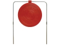 "Product detail of Do-All Impact Seal Self Healing Big Gong Show Reactive Target 9"" Ballistic Polymer Red"