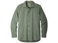 Mountain Khakis Men's Spalding Gingham Shirt Long Sleeve Synthetic Blend
