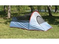 Texsport Saguaro Bivy Tent Polyester Blue Shadow, Limestone and Pompeian Red