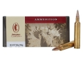 Nosler Custom Ammunition 30-378 Weatherby Magnum 165 Grain Partition Spitzer Box of 20