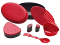 Primus Camping Meal Set Poylmer Red