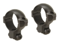 "Millett 30mm Angle-Loc Windage Adjustable Rings 3/8"" Grooved Receiver Matte Medium"