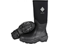 """Muck Arctic Sport 17"""" Waterproof Insulated Hunting Boots Rubber and Nylon Black Men's"""