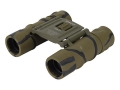 Tasco Binocular 12x 25mm Compact Center Focus Roof Prism Rubber Armored Camo