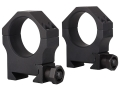 Product detail of Valdada IOR 30mm Tactical Heavy Duty Picatinny-Style Rings Matte Medium