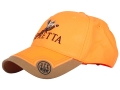 Product detail of Beretta Embroidered Cap Cotton Tan and Blaze Orange