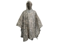 5ive Star Gear Mil-Spec Poncho Nylon Ripstop Army