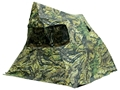 Primos Double Bull Shack Attack Ground Blind Cotton/Polyester Matrix Camo