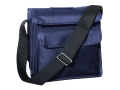 Bob Allen Shooter's Shoulder Pack Range Bag Nylon Navy