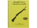 Radocy Takedown Guide &quot;Benelli Nova&quot;