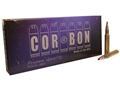 Cor-Bon Hunter Ammunition 30-06 Springfield 180 Grain Swift Scirocco II Box of 20