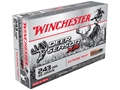 Winchester Deer Season XP Ammunition 243 Winchester 95 Grain Extreme Point Polymer Tip
