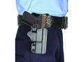 DeSantis Triple Play Belt Holster Glock 17, 19, 22, 23 Kydex Black