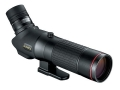 Nikon EDG Fieldscope Spotting Scope 16-48x 65mm Angled Body Armored Black