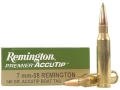 Remington Premier Ammunition 7mm-08 Remington 140 Grain AccuTip Boat Tail Box of 20