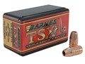 Barnes Triple-Shock X Bullets 45-70 Caliber (458 Diameter) 300 Grain Flat Nose Lead-Free Box of 20