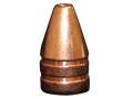 Product detail of Copper Only Projectiles (C.O.P.) Solid Copper Bullets 460 S&W Magnum (452 Diameter) 275 Grain Hollow Point Lead-Free Box of 25