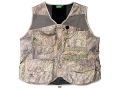 Primos Predator Vest Polyester Mossy Oak Brush Camo Medium