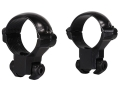 Millett 1&quot;  Angle-Loc Windage Adjustable Ring Mounts Ruger 77, Super Redhawk Gloss Medium