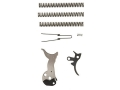 Power Custom Hammer and Trigger Kit with Wolff Spring Kit Ruger Single Action Blue
