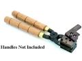 Saeco 2-Cavity Bullet Mold #382 38 Special, 357 Magnum (358 Diameter) 158 Grain Semi-Wadcutter