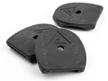 Vickers Tactical Magazine Floor Plates Springfield XD 9mm, 357 Sig, 40 S&W Polymer Black Package of 5