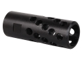 "AR-Stoner Heli-Port Muzzle Brake 1/2""-28 Thread AR-15 Parkerized"
