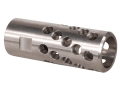 "AR-Stoner Heli-Port Muzzle Brake 5/8""-24 Thread AR-10, LR-308 Stainless Steel"