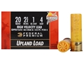 Federal Premium Wing-Shok Pheasants Forever Ammunition 20 Gauge 2-3/4&quot; 1 oz Buffered #4 Copper Plated Shot Box of 25