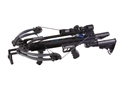 Carbon Express Intercept Axon Crossbow Package with 4x32 Glass Etched Reticle Illuminated Scope Black