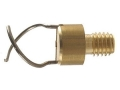 CVA Patch Puller 45 to 54 Calibers 10 x 32 Male Thread Brass with Stainless Steel Tines