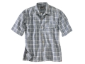 Product detail of Woolrich Elite Discreet Concealed Carry Short Sleeve Shirt Synthetic Blend