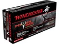 Winchester Power Max Bonded Ammunition 30-30 Winchester 170 Grain Protected Hollow Point Box of 20