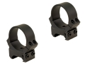 Product detail of Leupold 30mm PRW (Permanent Weaver-Style) Rings Matte Medium