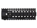 Daniel Defense Omega X 7.0 Free Float Tube Handguard Quad Rail AR-15 Carbine Length Aluminum Black
