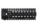 Daniel Defense Omega X Free Float Tube Handguard Quad Rail AR-15 Aluminum Black