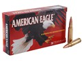 Federal American Eagle Ammunition 308 Winchester 150 Grain Full Metal Jacket Box of 20