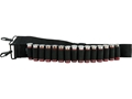 MidwayUSA Shotgun Sling with 15-Round Shellholder Black