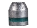 Hunters Supply Hard Cast Bullets 40 Caliber (401 Diameter) 135 Grain Lead Pentagon Hollow Point