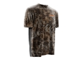 NOMAD Men's Cooling Tee Shirt Short Sleeve Polyester Kryptek Banshee Camo
