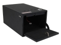 Secure Vault Personal Electronic Front Load Safe 12&quot; x 8&quot; x 6&quot; Black