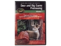 Outdoor Edge Video &quot;Deer Processing 101&quot; DVD