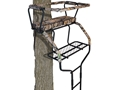 Muddy Outdoors The Commander 18' Double Ladder Treestand Steel Black