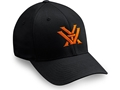 Vortex Logo Cap Flex Fit Polyester Cotton and Spandex