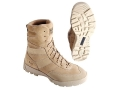5.11 HRT Desert 9&quot; Waterproof Uninsulated Boots Leather and Nylon Coyote Brown Mens
