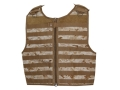 Spec.-Ops. Over-Armor MOLLE Load Bearing Vest Nylon Desert Digital