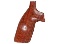 Hogue Fancy Hardwood Grips Ruger Security Six Cocobolo