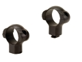 "Product detail of Redfield 1"" Standard Rings Top Screw Matte Super-High"