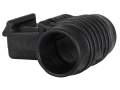 "Mako Tactical Flashlight Side Mount 1"" Ring Diameter for Handguns Polymer Black"