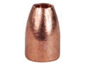 Copper Only Projectiles (C.O.P.) Solid Copper Bullets 45 ACP (451 Diameter) 160 Grain Hollow Point Lead-Free Box of 50